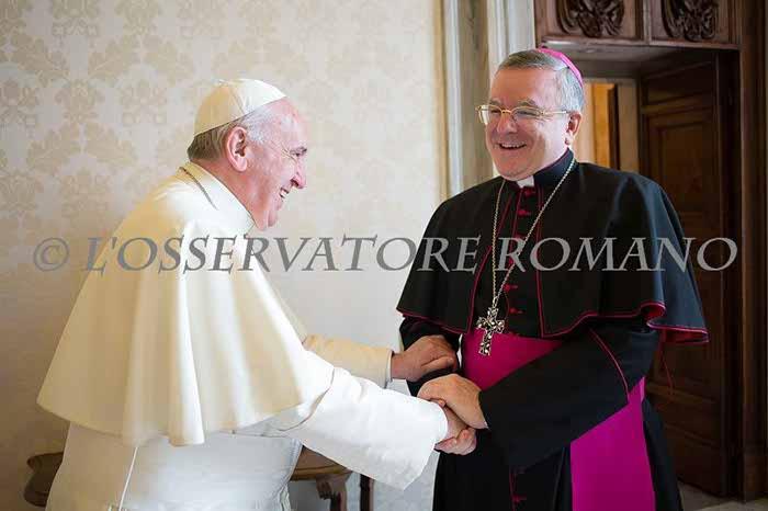Mgr Montemayor © L'Osservatore Romano