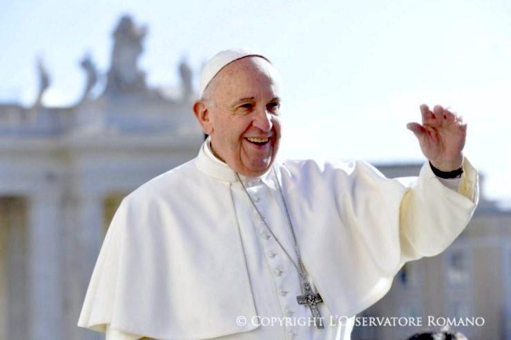 El Papa Francisco © L´Osservatore Romano