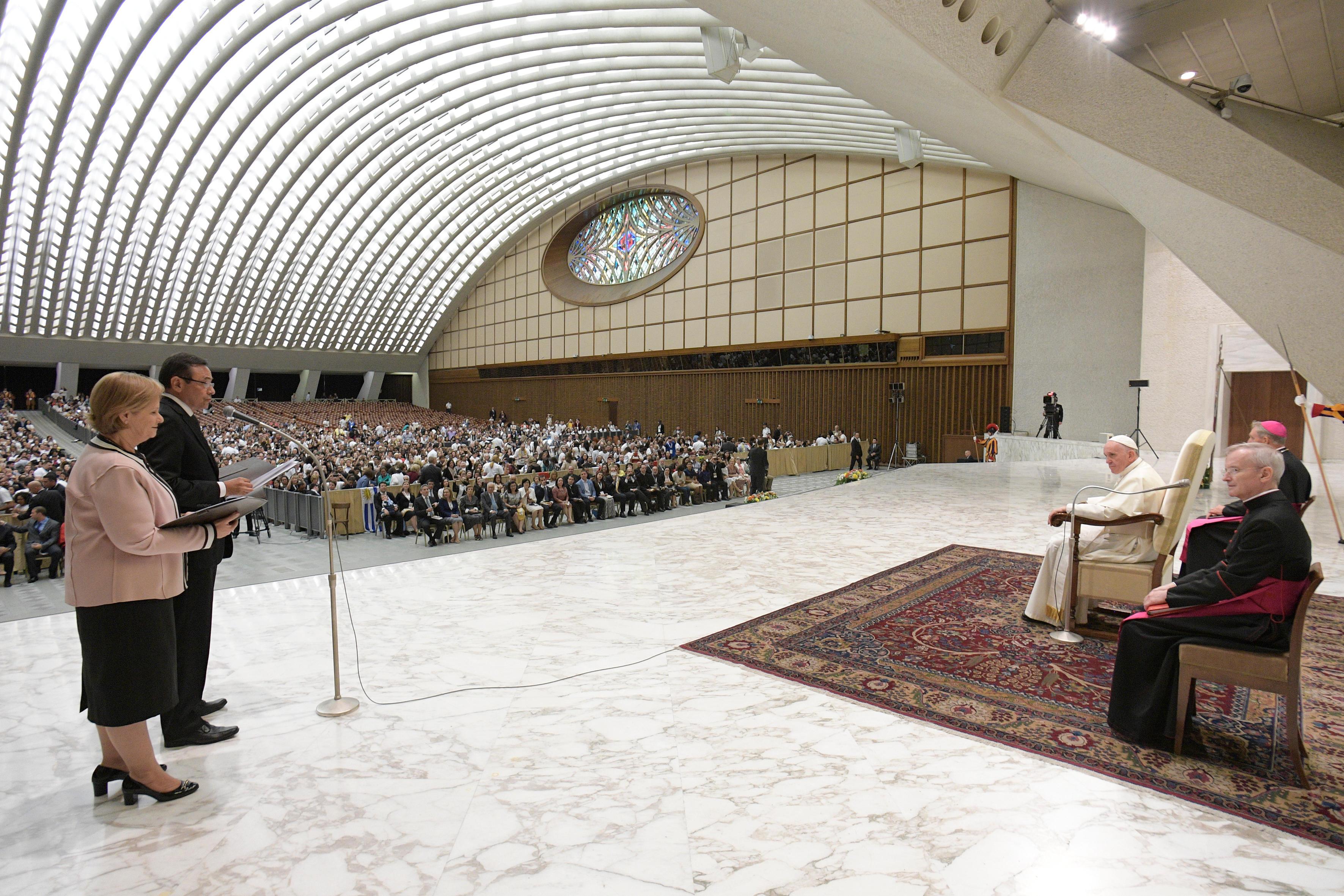 35ª Aniversario Comunidad Católico Shalom © L´Osservatore Romano