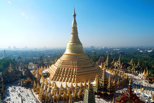 Pagoda Shwedagon © www.shwedagonpagoda.com