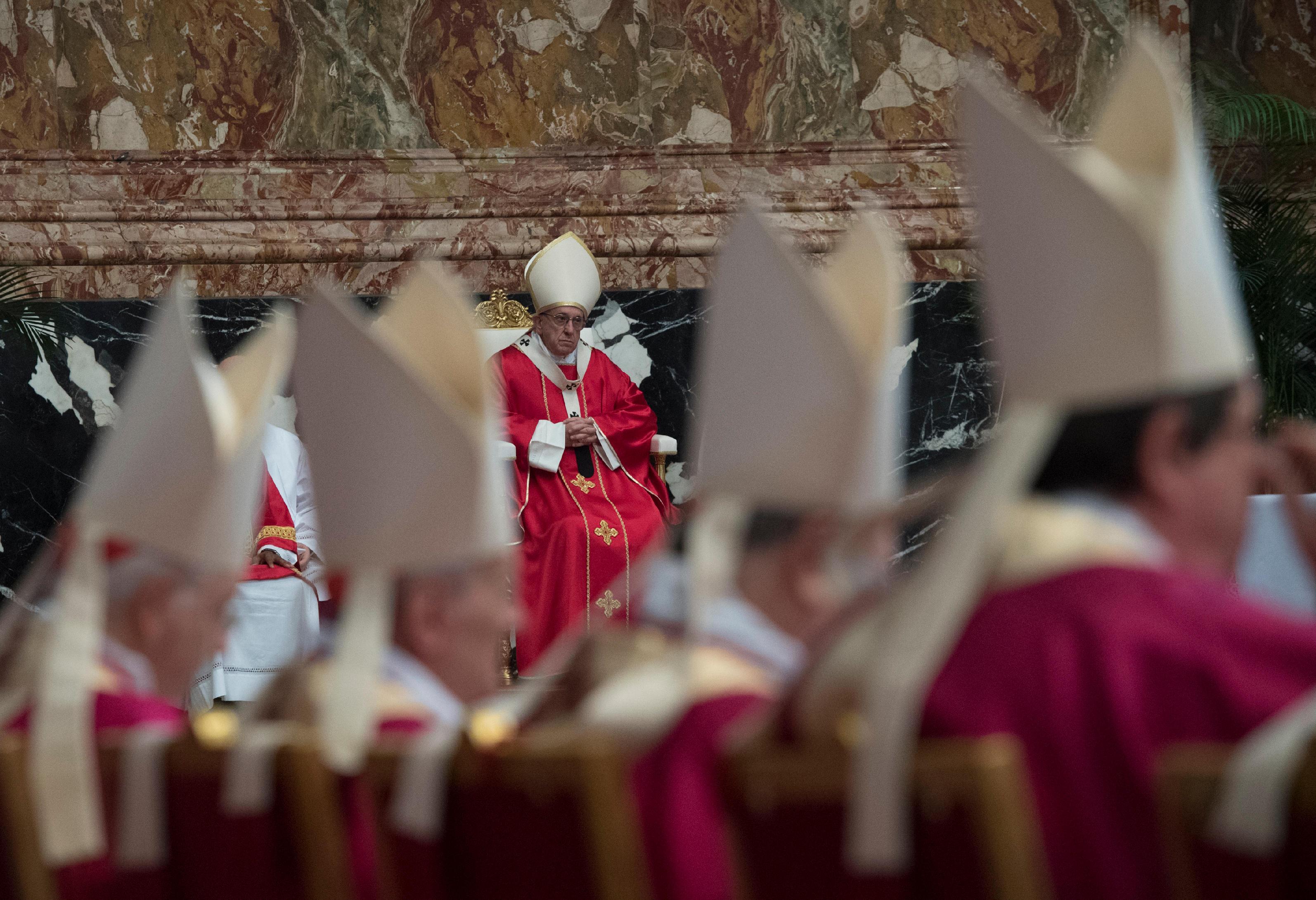 Misa presidida por el Papa Francisco 3/11/2017 © L'Osservatore Romano