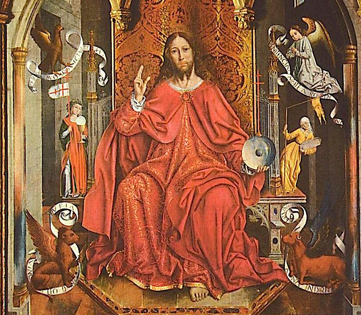 Cristo Rey. Wikimedia Commons