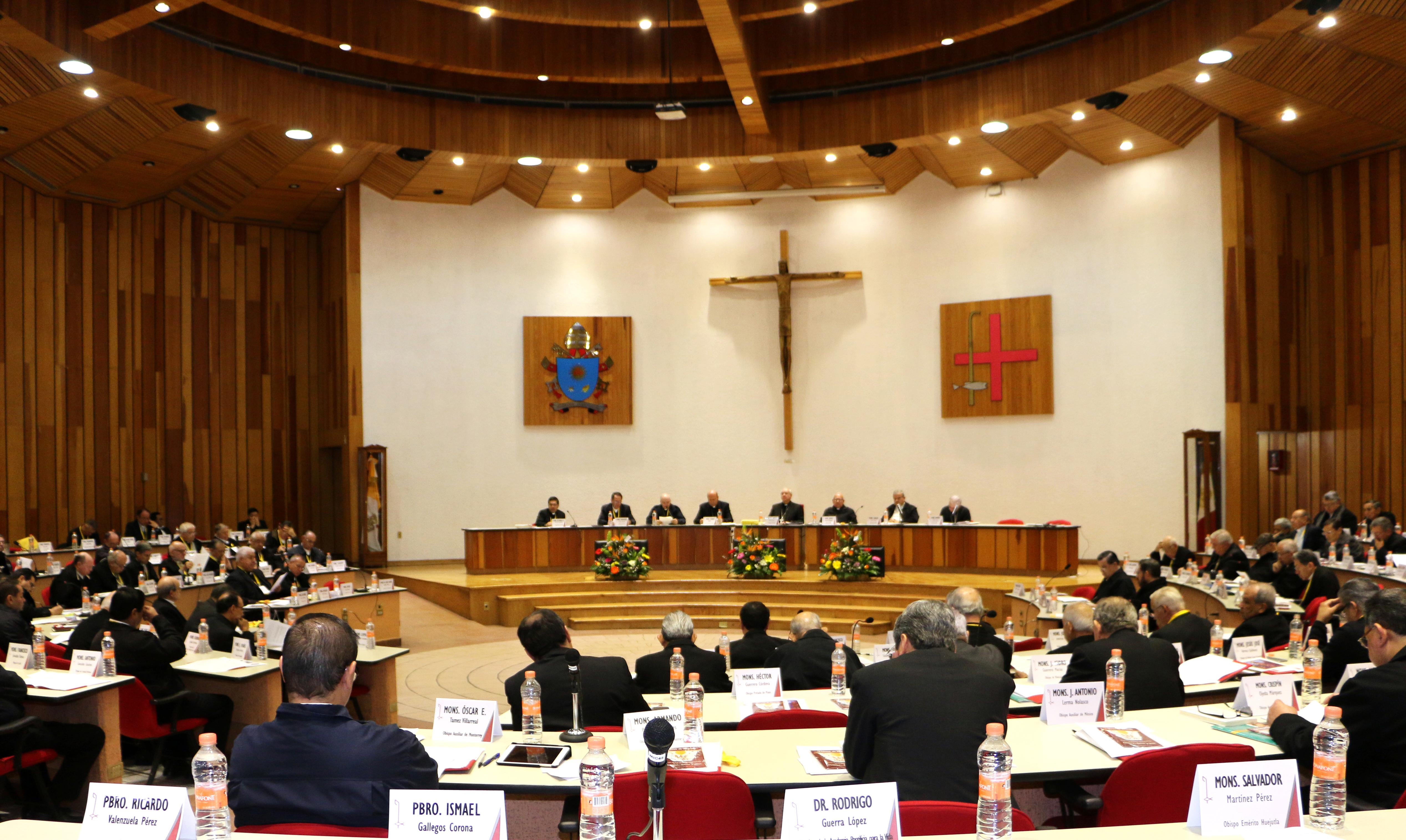 Asamblea Plenaria © Conferencia del Episcopado Mexicano