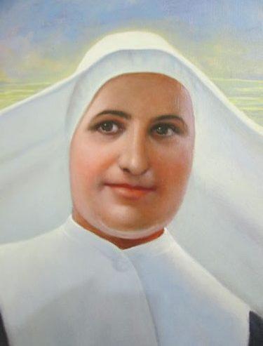 Sor Dorinda Sotelo Rodriguez, monja de la Caridad de San Vicente de Paúl, Martir España
