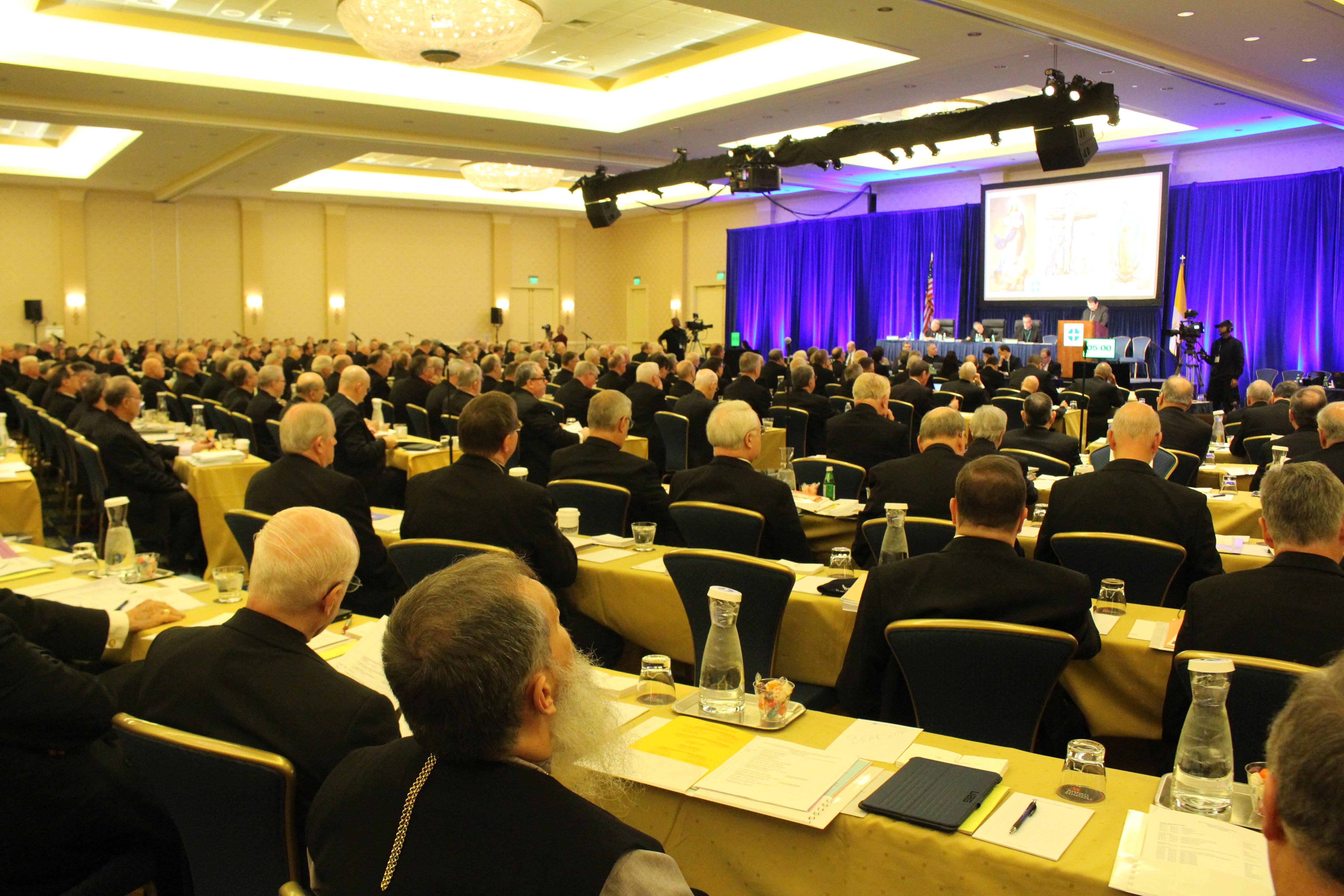 Asamblea General de los Obispos de EEUU © Enrique Soros