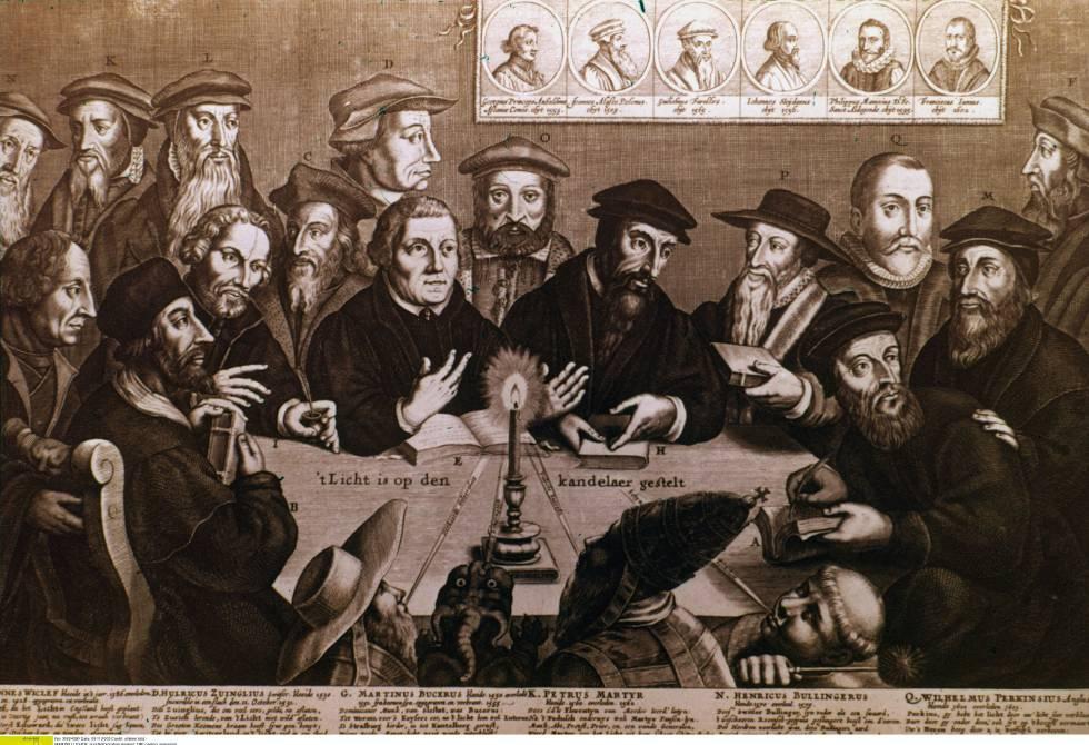 Reforma protestante © Wiki Commons