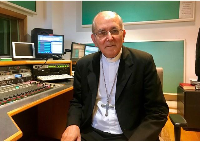 unción: Mons. Edmundo Valenzuela Mellid © Radio Vaticano
