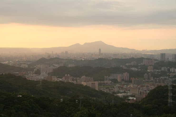 Taipei Taiwan © Wikimedia Commons