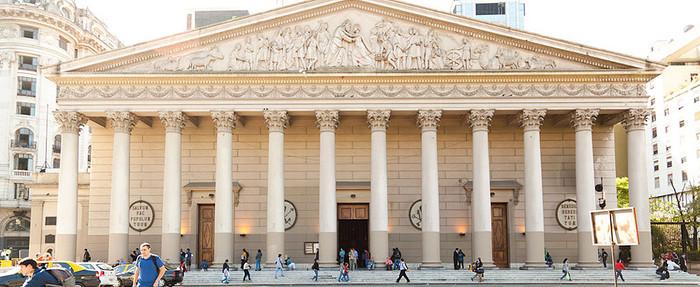 Catedral metropolitana de Buenos Aires © buenosaires.go.arg