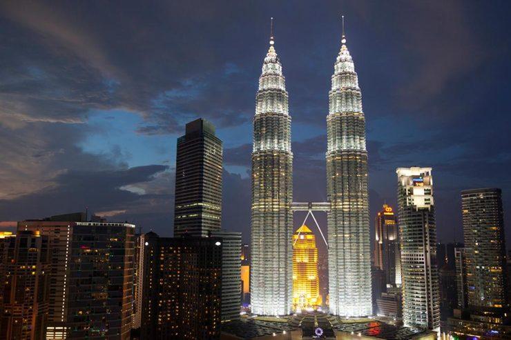 Kuala Lumpur, capital de Malasia © 4Corners 2013