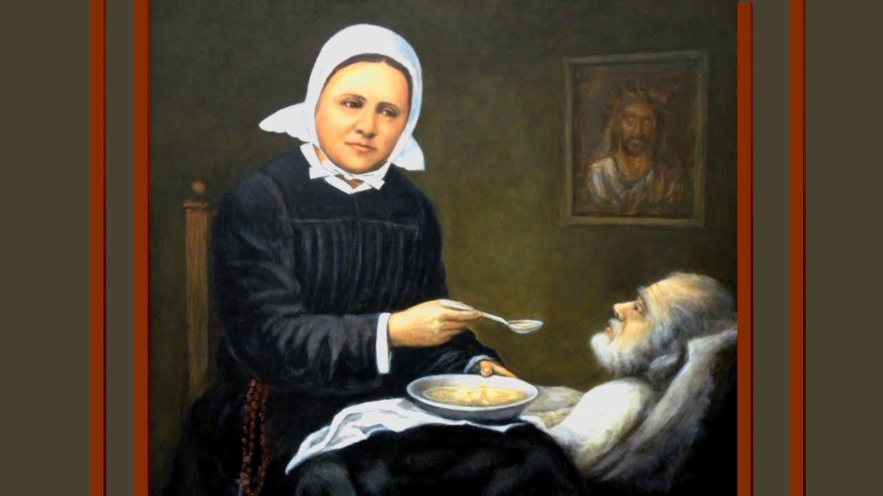 Beata María Luisa Merkert. Wikimedia Commons