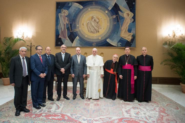 Grupo de Diálogo Santa Sede © L'Osservatore Romano