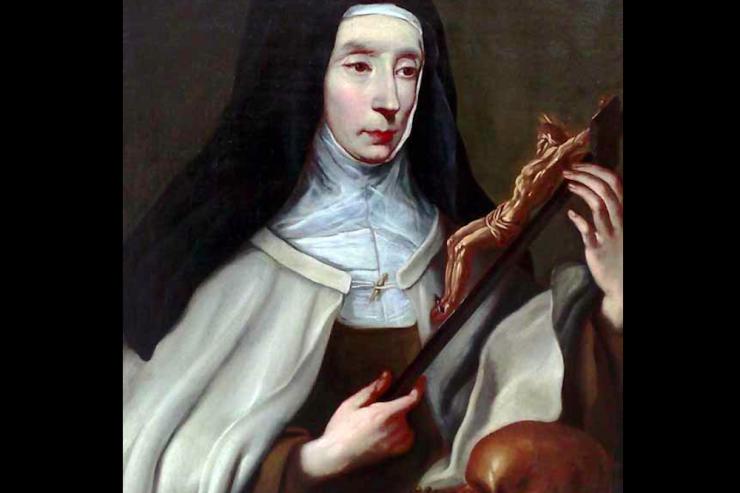 Beata María de los Ángeles (Marianna) Fontanella (Archivo ZENIT)