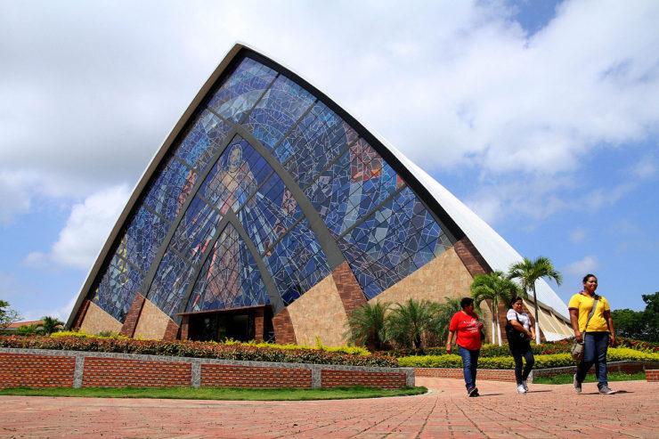 Santuario Nacional en Guayaquil. Wikimedia Commons - Agencia ANDES/César Muñoz