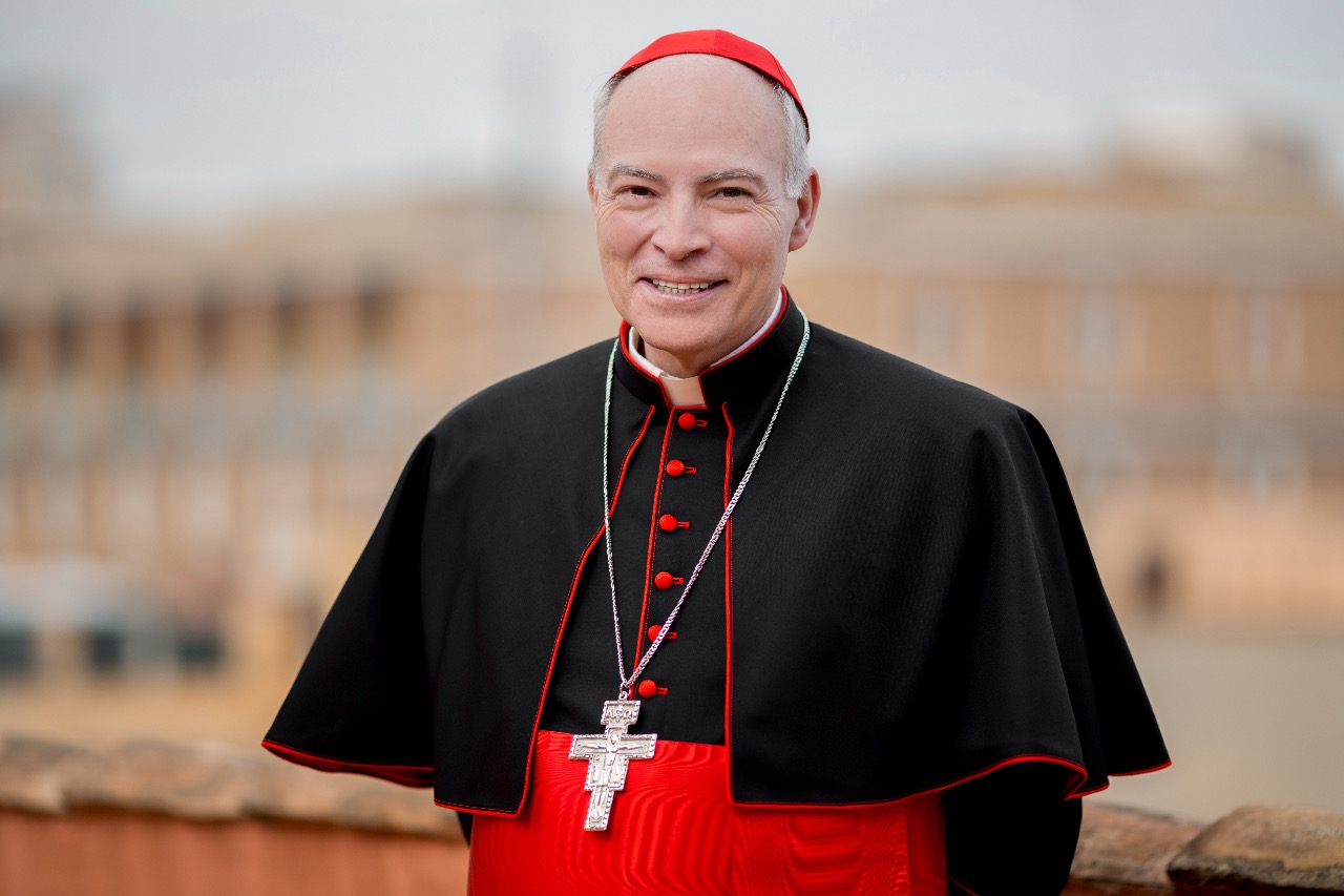 Mons. Carlos Cardenal Aguiar ©María Langarica