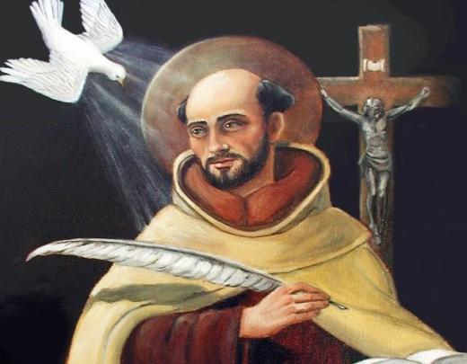 San Juan de la Cruz © Carmelitas