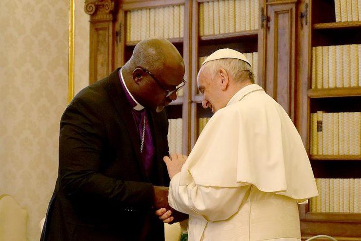 Mons.Musa. Federación luterana mundial © lutheranworld.org