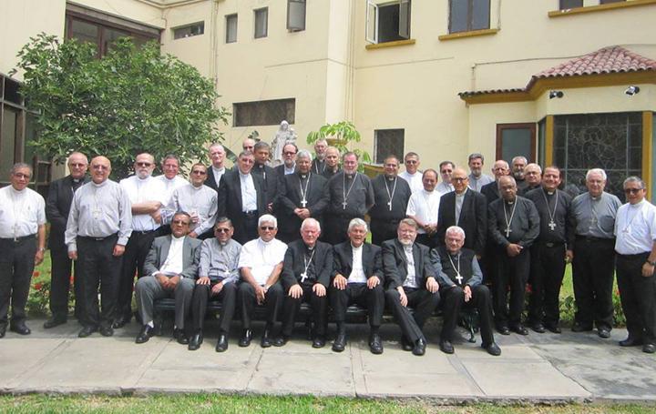 Obispos de Perú© Conferencia Episcopal Peruana