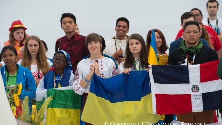 Jóvenes de Taizé se reúnen en Basilea