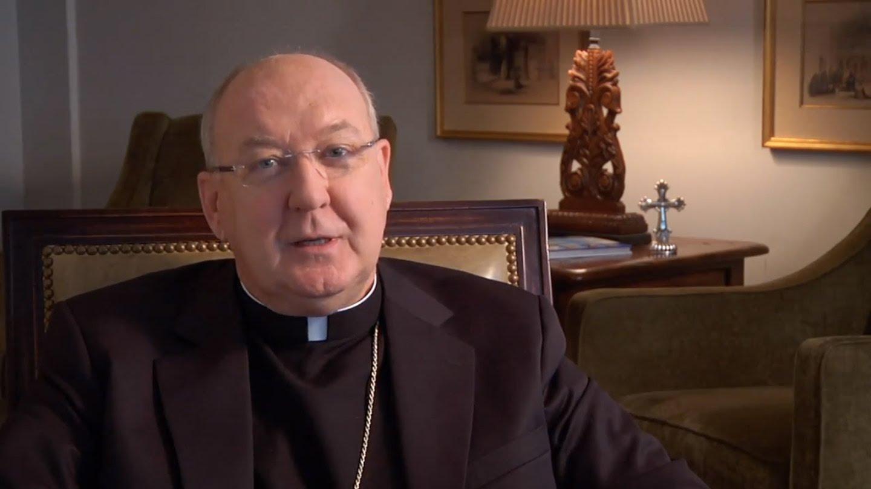 Mons. Kevin Joseph Farrell © Youtube