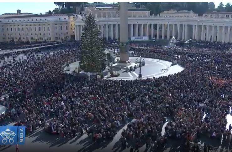 Ángelus de la Epifanía © Vatican Media