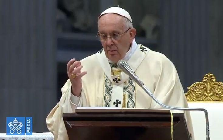 Homilía Epifanía, © Vatican Media