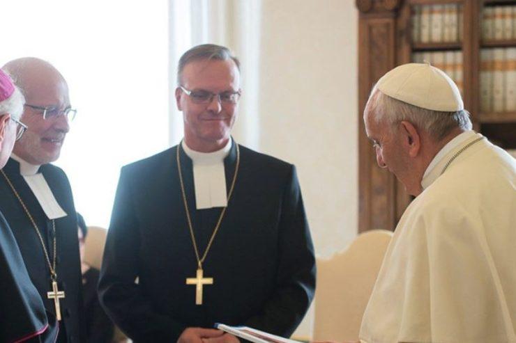 Iglesia Evangélica Luterana de Finlandia © Vatican Media