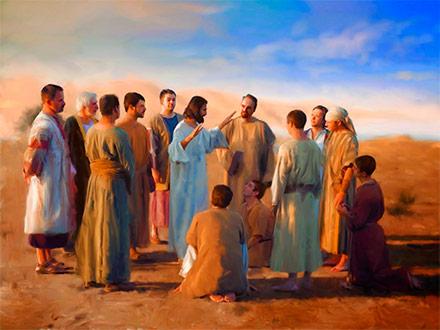 Jesús de Nazaret. Wikimedia Commons