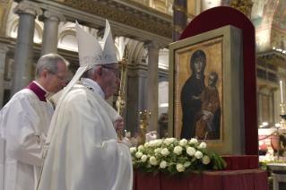 María Protectora del Pueblo Romano 28/01/2018 © Vatican Media