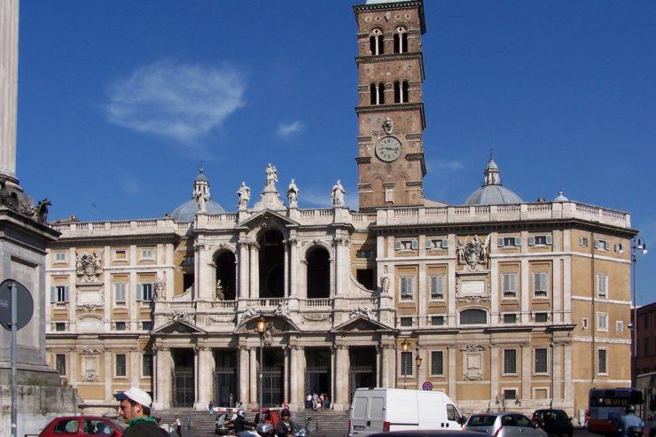 basílica Santa María Mayor