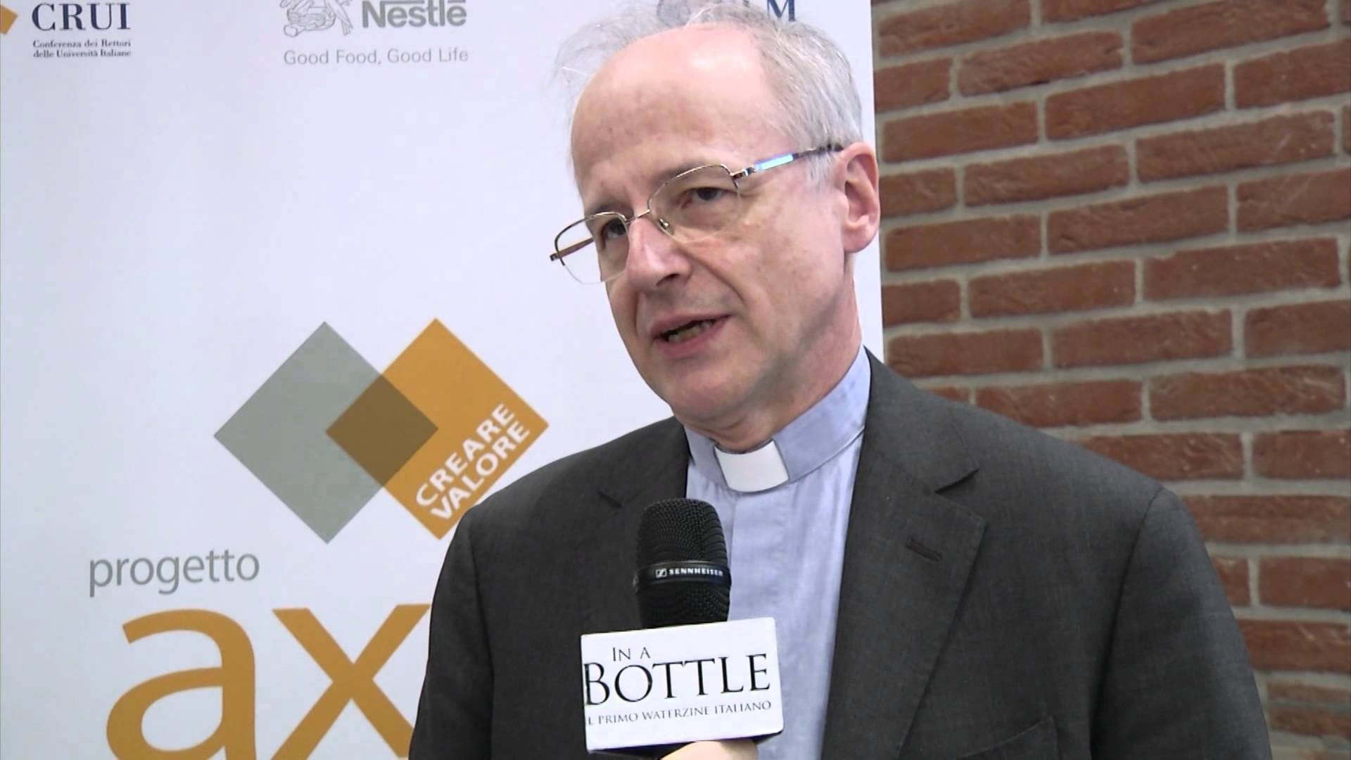 Mons. Luigi Testore © Youtube