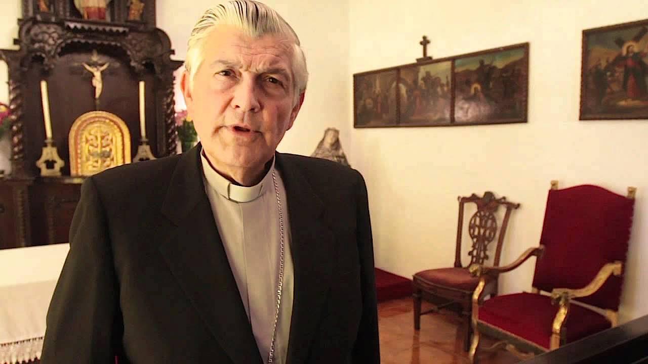 Arzobispo Salvador Piñeiro