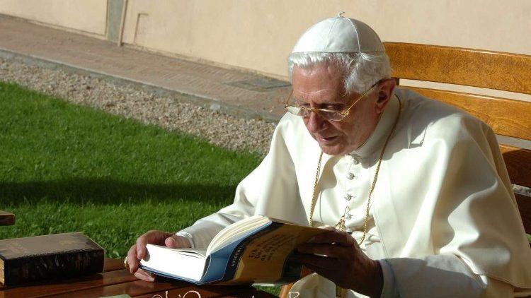 Benedicto XVI © Vatican Media