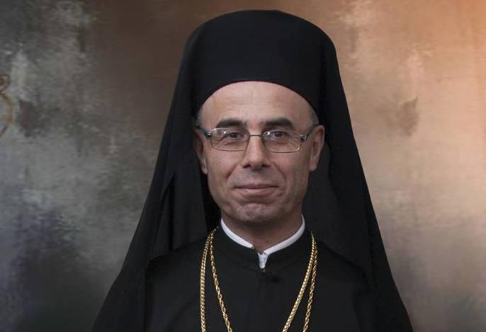 Mons. Joseph Gebara © Parroquia Greco Melquita Católica San Jorge - Juiz de Fora -MG