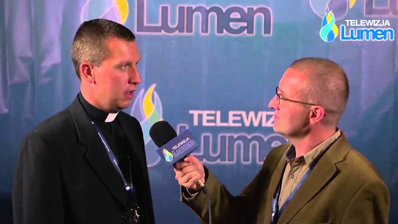 Mons. Krzysztof Marcjanowicz © Youtube