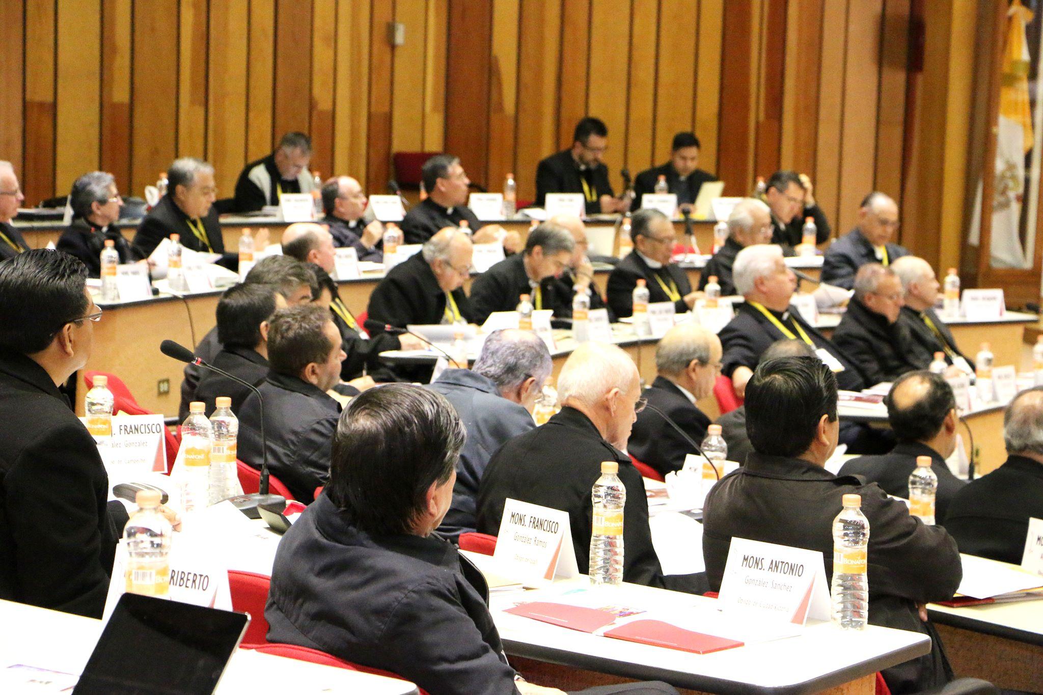 Conferencia del Episcopado Mexicano © Facebook CEM