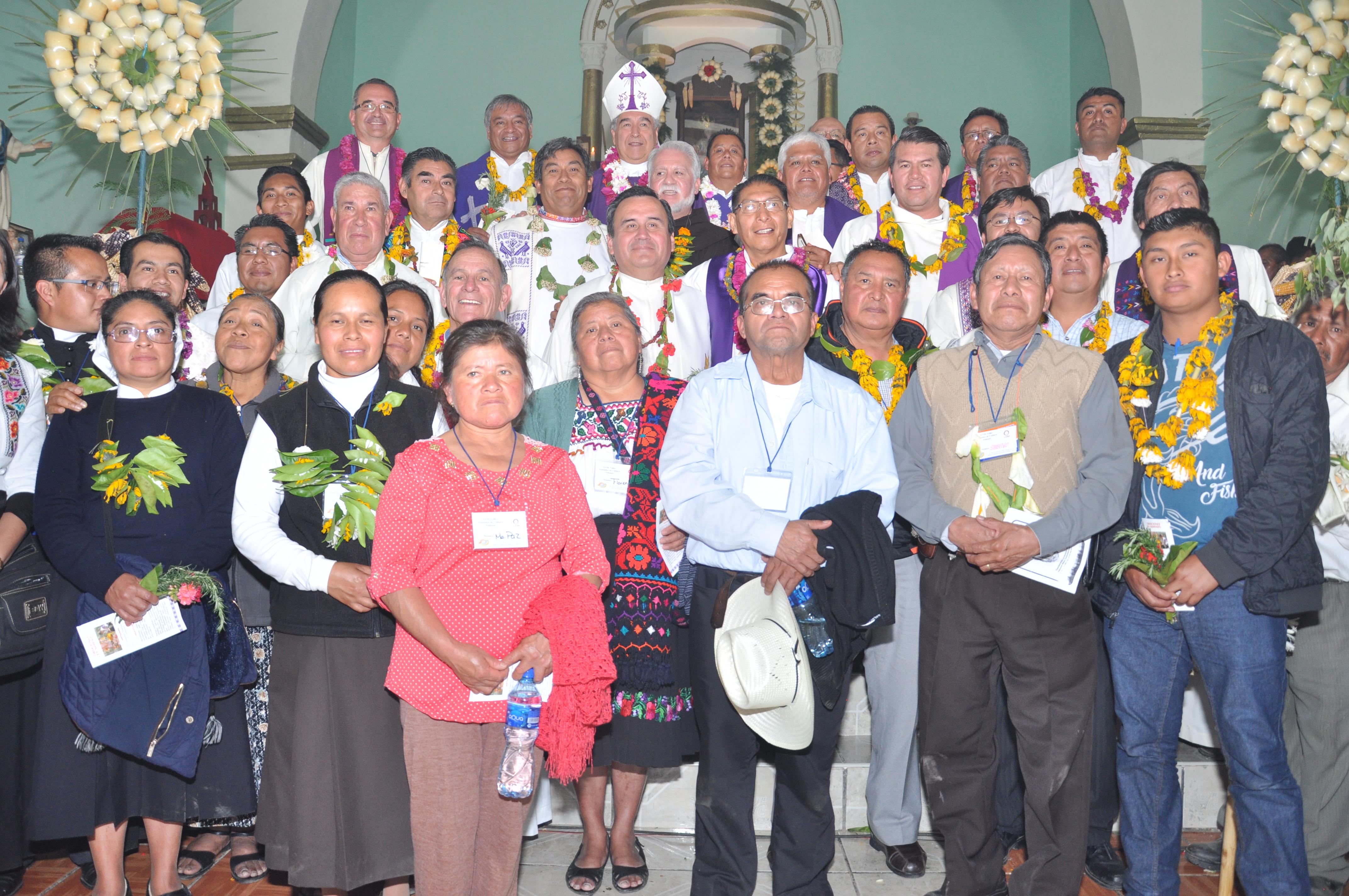 XVIII Taller-Asamblea de Cultura Náhuatl © Felipe Arizmendi