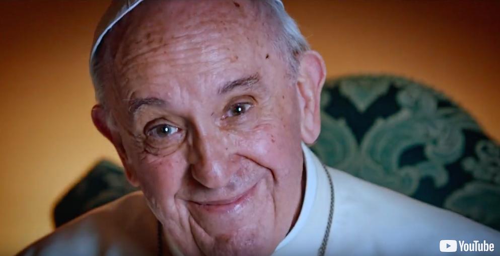 Fotograma del trailer. Captura de pantalla Youtube Vatican News