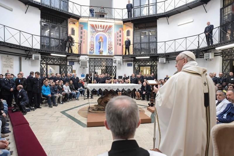 Homilía del Papa Francisco en la Misa de la Cena del Señor © Vatican Media