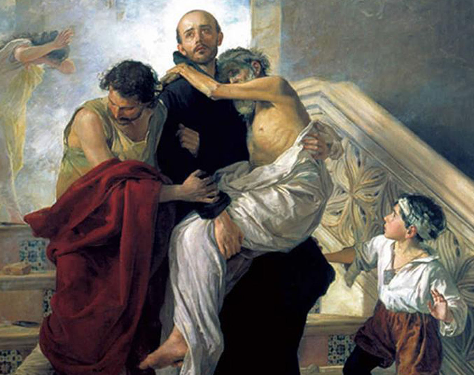 San Juan de Dios © Orden Hospitalaria San Juan de Dios
