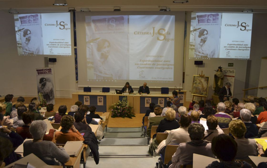 VIII Curso de de la Cátedra Josefa Segovia © Universidad de la Mística