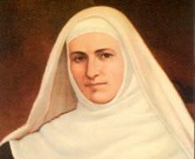 Santa Maria Eugenia de Jesús