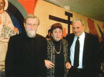 Padre Mario, Carmen Y Kiko © Neocatechemunal.Blogspot.Com