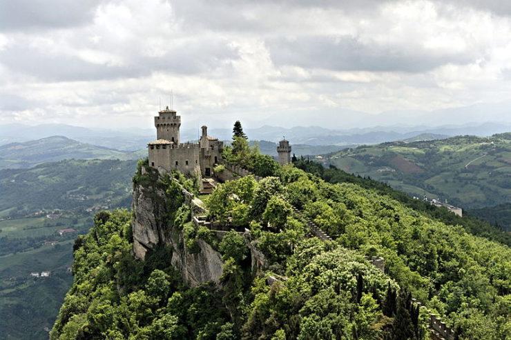 San Marino © Wikimedia Commons, Stefano Bendandi