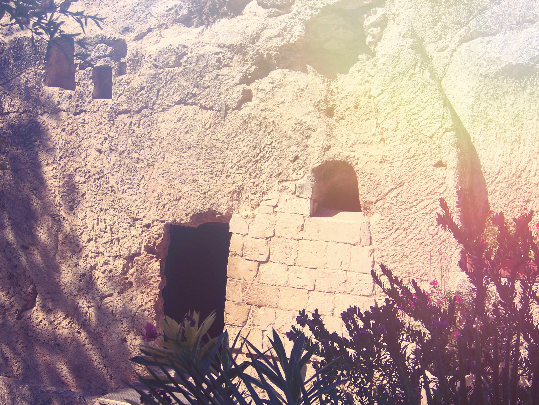 El sepulcro vacío © Cathopic