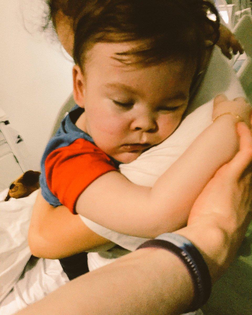 Alfie Evans. Fotografía publicada por Kate James, la madre de Alfie, en la página oficial de Alfie en Facebook