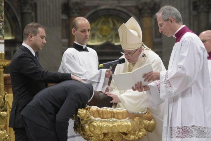 Bautismo De Adultos, Vigilia De Pascua © Vatican Media