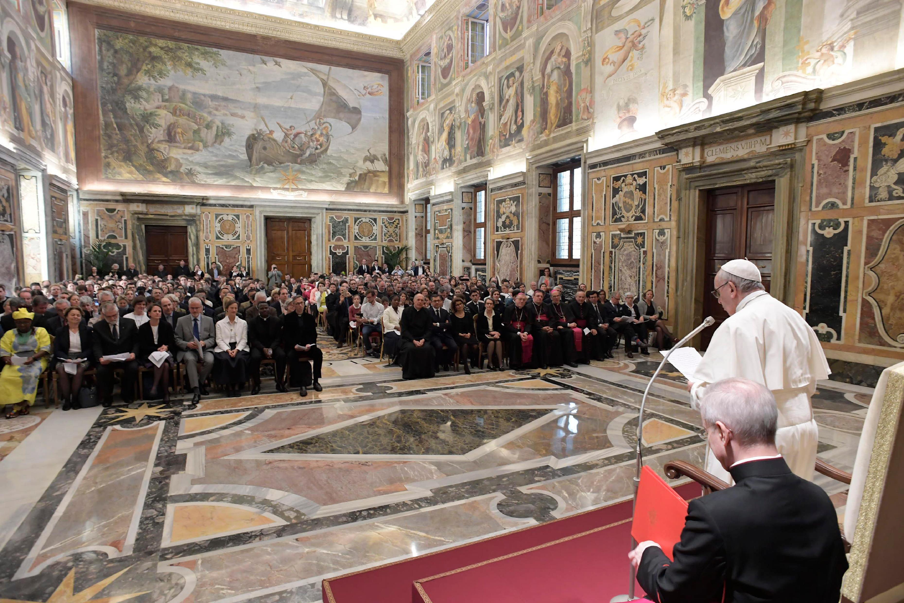 Comunidad Del Emmanuel © Vatican Media