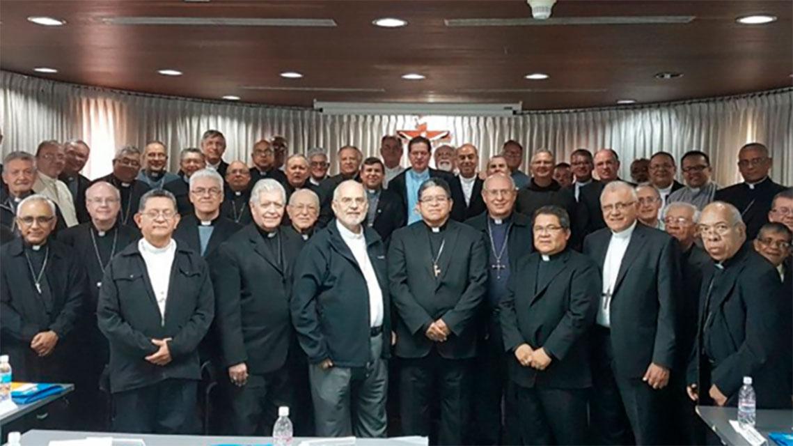 Obispos venezolanos © Conferencia Episcopal de Venezuela