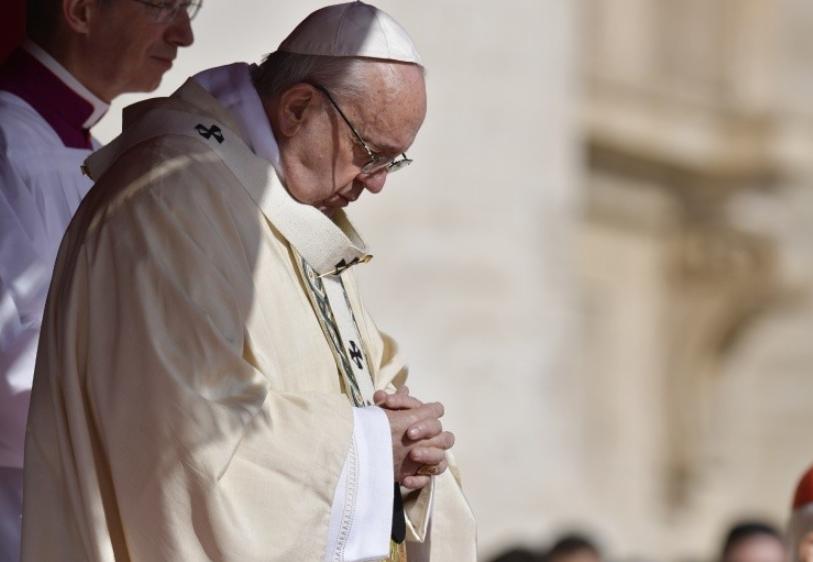 Dolor del Papa por las víctimas del accidente en Argelia © Vatican Media